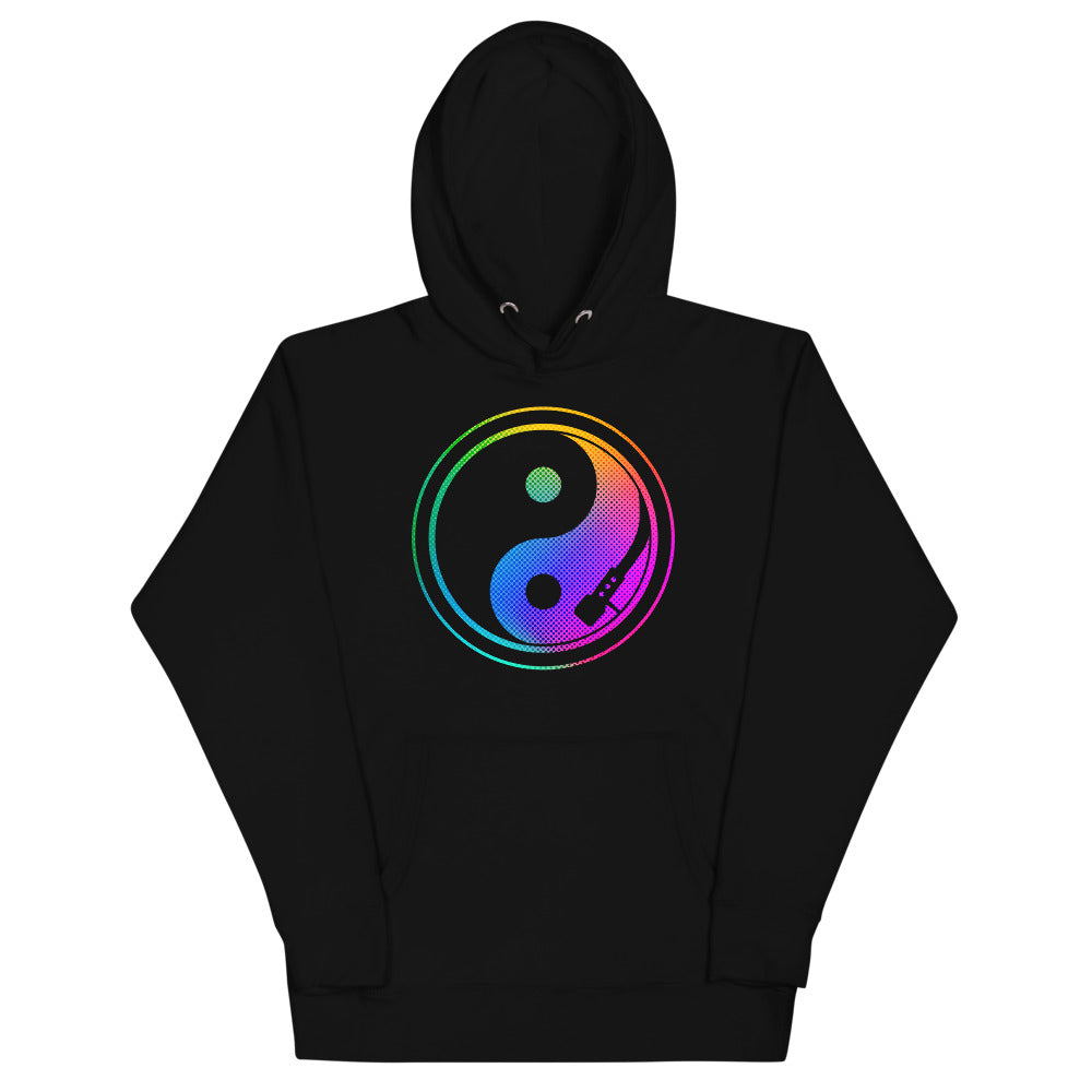 YIN AND YANG UNIVERSAL TURNTABLE Supreme Hoodie - Beats 4 Hope