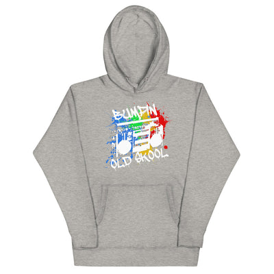 BUMPIN OLD SCHOOL Supreme Hoodie - Beats 4 Hope