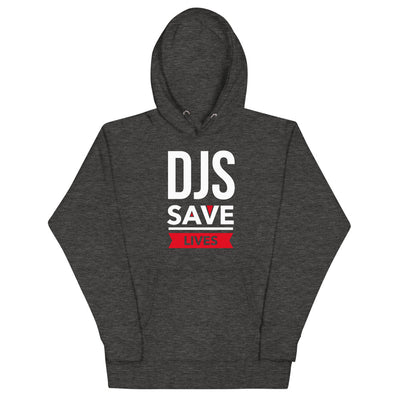 DJS SAVES LIVES Supreme Hoodie - Beats 4 Hope