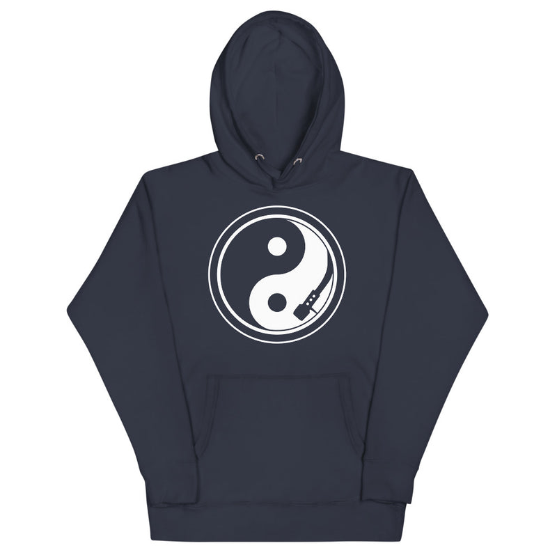 Yin and Yang  TURNTABLE ROYALTY Supreme Hoodie - Beats 4 Hope