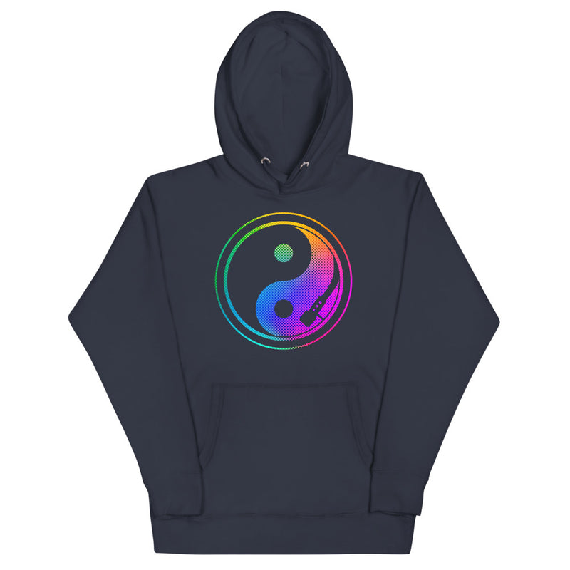 YIN AND YANG UNIVERSAL TURNTABLE Supreme Hoodie