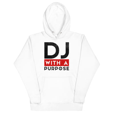 DJ WITH A PURPOSE - AUDIO1 Supreme Hoodie - Beats 4 Hope