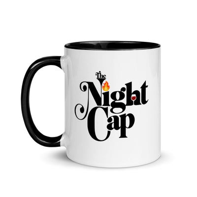 THE NIGHTCAP Mug with Black Trim - Beats 4 Hope