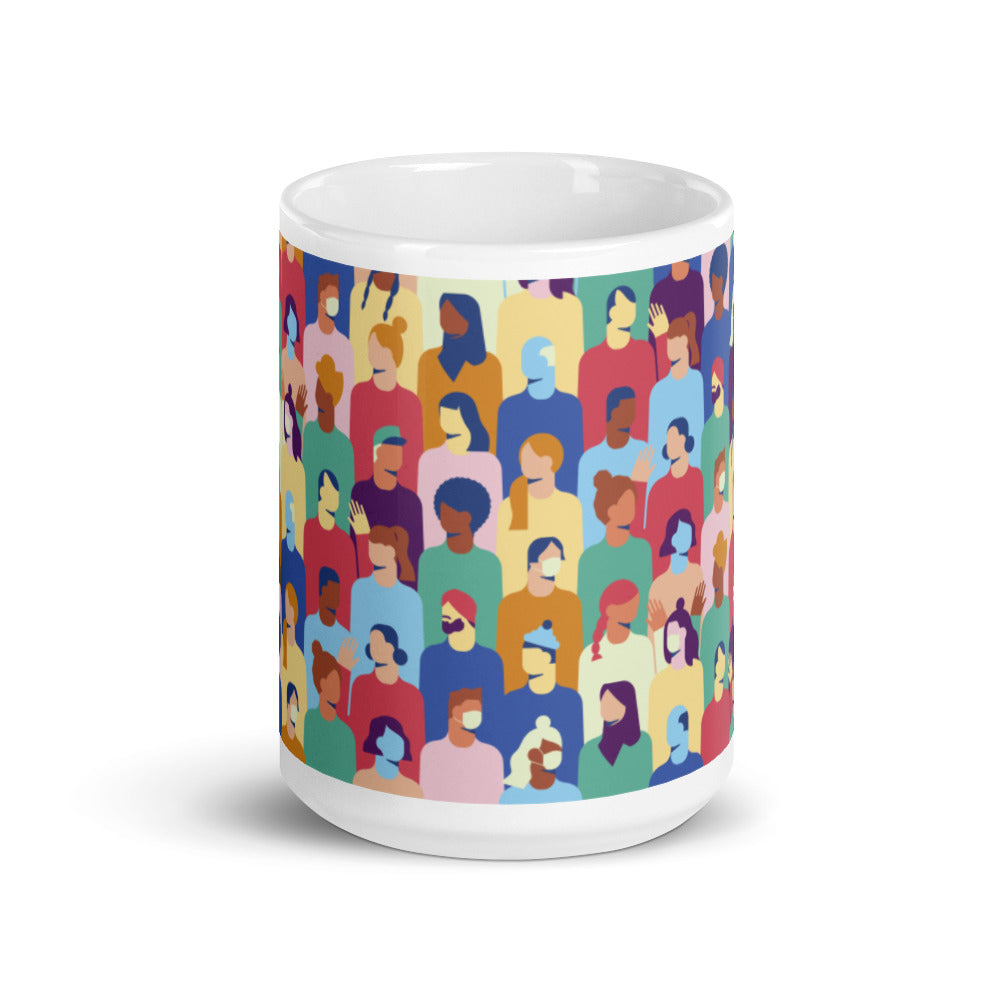LavaMaeX - The People Mug