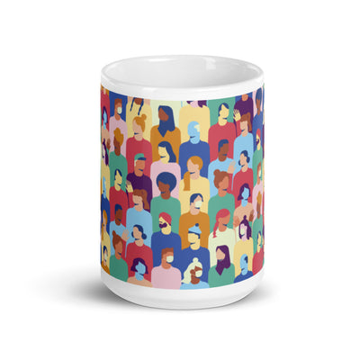 LavaMaeX - The People Mug - Beats 4 Hope