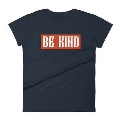 BE KIND Ladies T-Shirt - Beats 4 Hope
