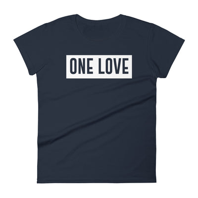 ONE LOVE - Women's short sleeve t-shirt - Beats 4 Hope