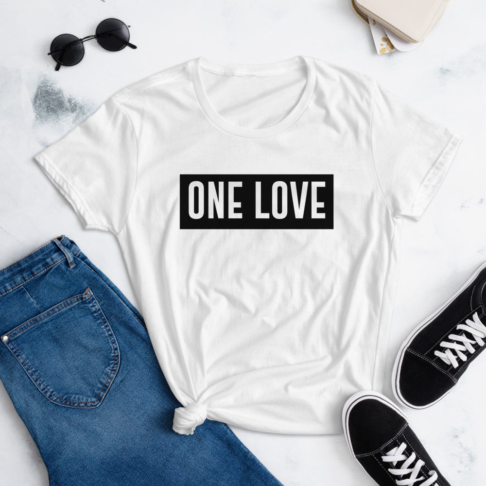 ONE LOVE Women's T-Shirt