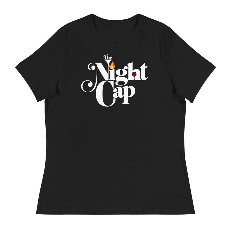 THE NIGHTCAP Ladies Relaxed T-Shirt