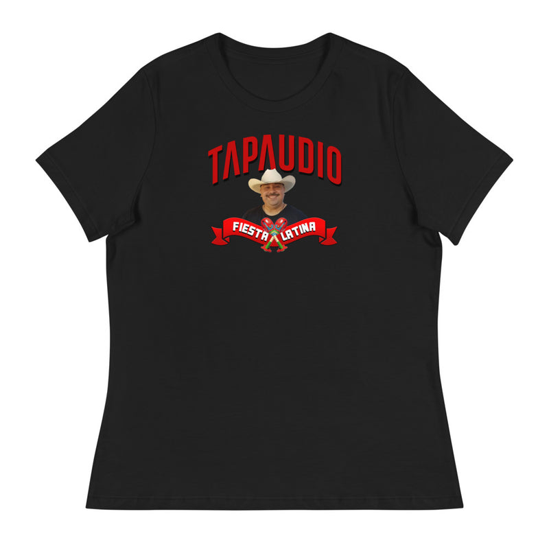 TAPAUDIO - Fiesta Latina - Women's Relaxed T-Shirt