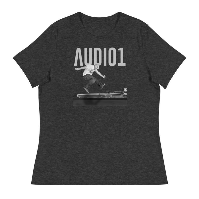 AUDIO1 - ON THE ONE - Women's Relaxed T-Shirt