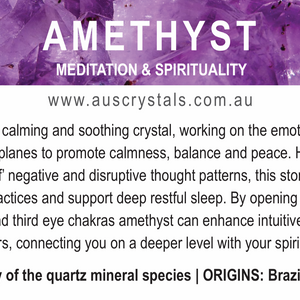 Amethyst Raw (BUY 1 GET 2 Free)