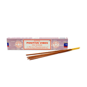 Positive Vibes Incense Sticks