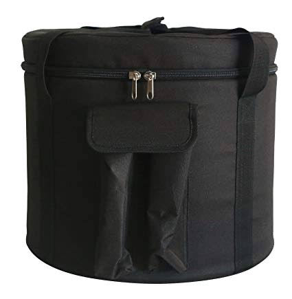 Singing Bowl Carry Case - Black