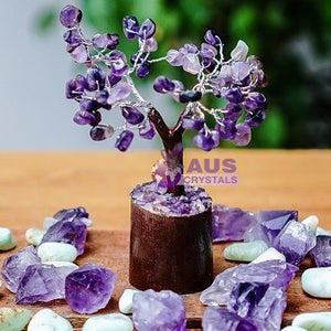 Amethyst Tree - Fairy Size