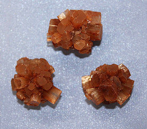 Aragonite Natural Small 3pc