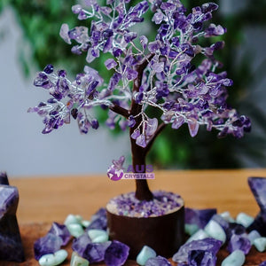Amethyst Tree - Large