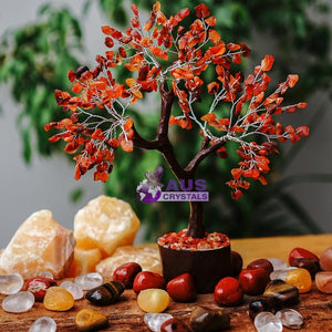 Carnelian Tree - Large Brown