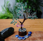 Green Aventurine Tree - new