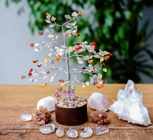 Mixed Crystals Tree - Small