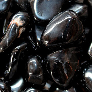 Black Onyx Tumbled  250gm