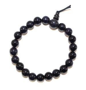 Blue Sandstone Power Bracelet