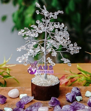 Clear Quartz Tree - Small