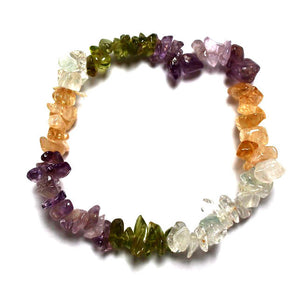 Four Crystal Bracelet