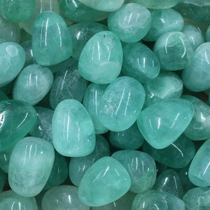 Green Fluorite Tumbled 250gm