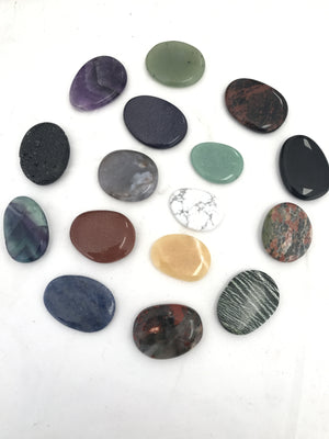 Assorted Palmstones 10pc