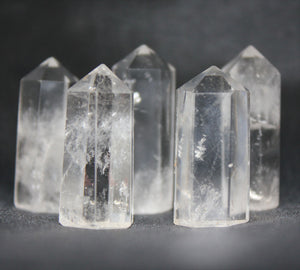 Clear Quartz Obelisk Small 1pc