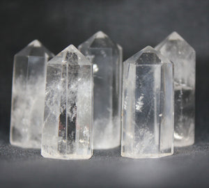 Clear Quartz Obelisk Large