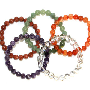 Bead Bracelets Bulk Buy 5pc