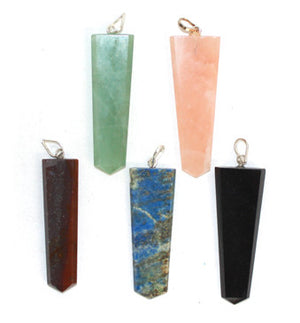 Flat Pendants Bulk 5pc
