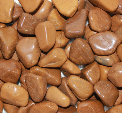 Yellow Jasper Tumbled 250gm