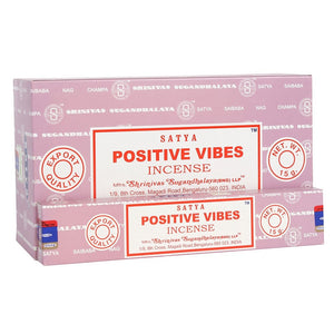 Positive Vibes Incense Sticks Bulk