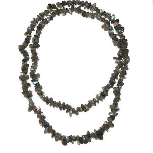 Labradorite Chip Necklace