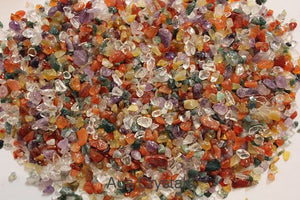 Mix Crystal Chips 250gm