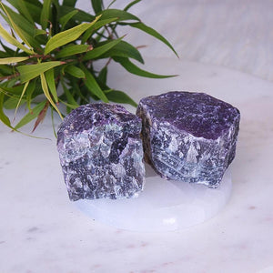Fluorite Rough Large 1pc (B Grade)