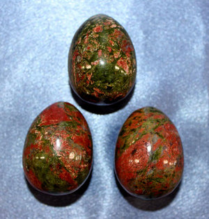 Unakite Egg 1pc
