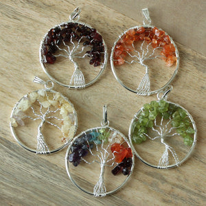 Assorted 5pc - Tree of Life