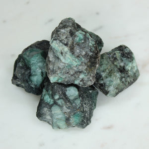 Emerald Rough Small 1pc