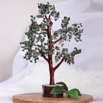 Green Aventurine Tree XL Brown