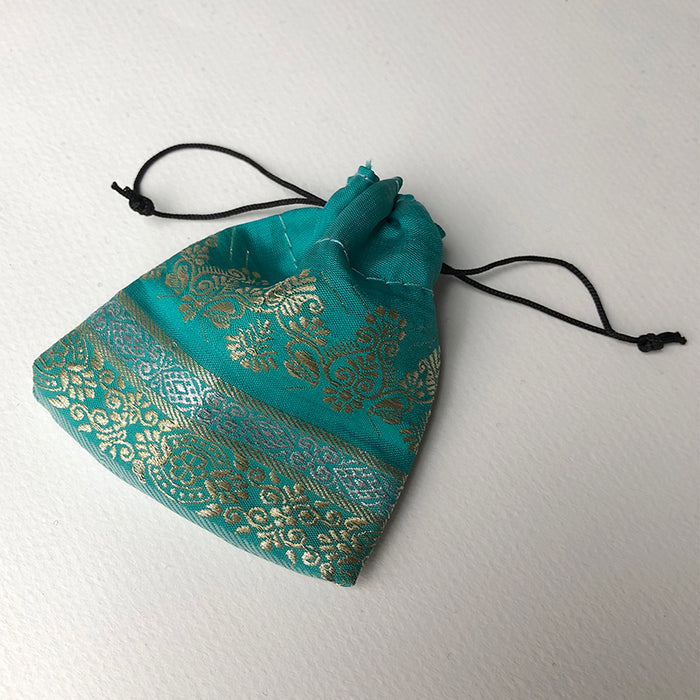 Silk Pouch - Small Size