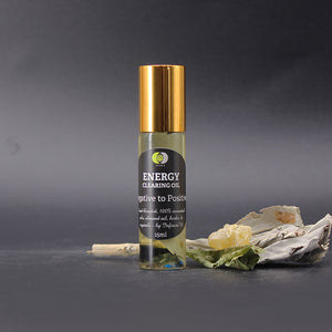 Energy Clearing Oil