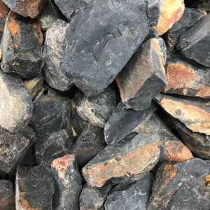 Black Onyx Rough 1kg