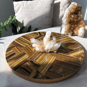 Tiger Eye - Table Top