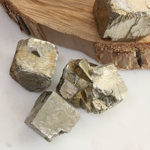 Pyrite Cube XL 1pc
