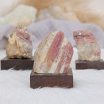 Pink Tourmaline in Quartz 1pc