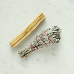 White Sage & Palo Santo Smudge Pack